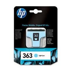 Tusz HP 363 Vivera do Photosmart 3210/3310/8250 | 230 str. | light cyan