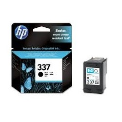 Tusz HP 337 do Deskjet 5940/6940/6980, Officejet 100/150 | 420 str. | black