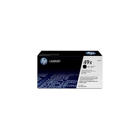Toner HP 49X do LaserJet 1320/3390/3392 | 6 000 str. | black