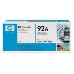 Toner HP 92A do LaserJet 1100/A, 3200/M | 2 500 str. | black