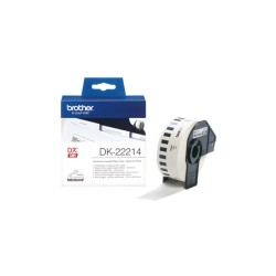 Etykieta Brother do QL-500/550/560/650/1050/1060N | 12mm x 30,48m DK22214
