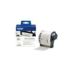 Etykieta Brother do QL-500/550/560/650/1050/1060N | 62mm x 15.24m | DK-22212