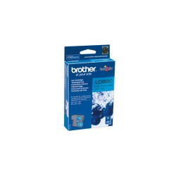 Tusz Brother DCP-165C 195C 365CN, MFC-250C Cyan