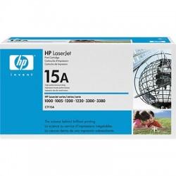 Toner HP 15A do LaserJet 1000/1005/1200/3300/3380 | 2 500 str. | black