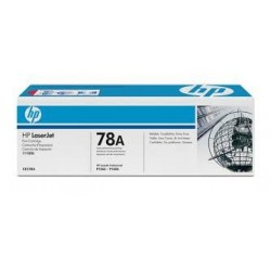 Toner HP 78A do LaserJet Pro 1566/1606, M1536 | 2 100 str. | black