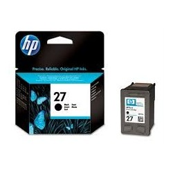 Tusz HP 27 do Deskjet 3325/3420, PSC 12151216 | 280 str. | black