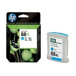 Tusz HP 88XL do Officejet Pro K5400/550/8600, L7580/7680 | 1 700 str. | cyan