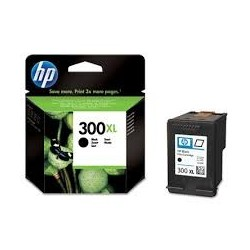 Tusz HP 300XL do Deskjet D1660/2560/2660/5560, F2480/4280 | 600 str. | black