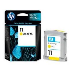 Tusz HP 11 do Business 2800, Designjet 110/111 | 2 350 str. | yellow