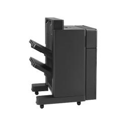 Zszywacz/odbiornik HP LaserJet z dziurkaczem 2/4