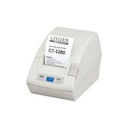 Citizen CT-S280 (LPT, 8 dots/mm, 203 dpi, biała)