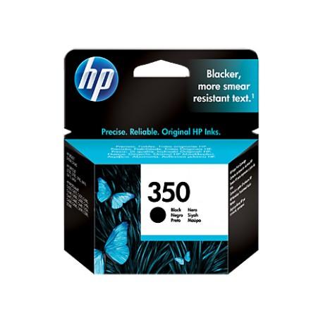 Tusz HP 350XL Czarny