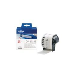 Etykieta Brother do QL-500/550/560/570/580/650/1050/1060 | 50mm x 30,48m DK22223