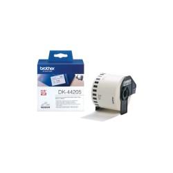 Etykieta Brother do QL-500/550/560/650/1050/1060N | 62mm x 30,48m DK-22205