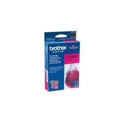 Tusz Brother DCP-165C 195C 365CN, MFC-250C Magenta