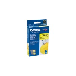 Tusz Brother DCP-165C 195C 365CN, MFC-250C Yellow