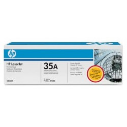 Toner HP 35A do LaserJet P1005/1006 | 1 500 str. | black