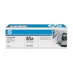 Toner HP 85A do LaserJet Pro P1102, M1132/1212/1217 | 1 600 str. | black