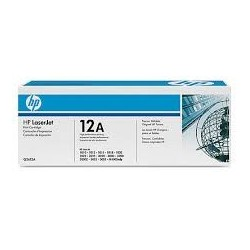 Toner HP 12A do LaserJet 1010/1012/1015/3052 | 2 000 str. | black
